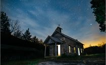 Starry Night Church