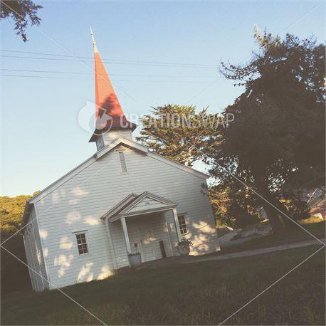 Church on a Hill  (35539)