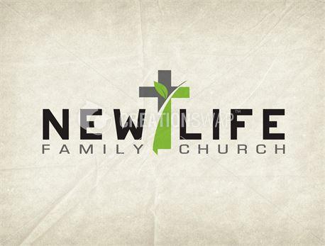 New Life Family Church Logo (35555)