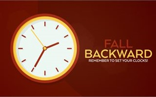 Fall Backward