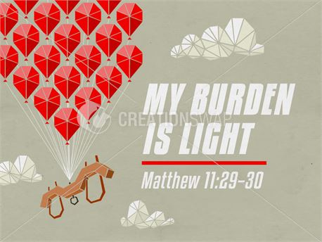 My Burden is Light (35657)