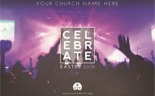 Easter Celebration 2016 Mailer