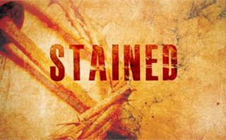 Good Friday: Stained