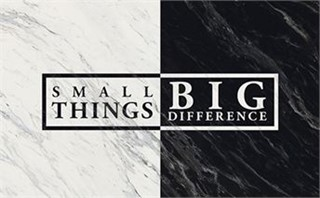 Small Changes, Big Difference