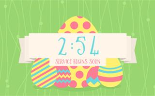 Easter Eggs: Countdown