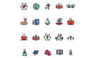 Church Vector Icons