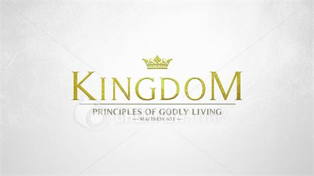 Kingdom Sermon Series (36395)