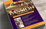 Passion Flyer Template (36414)