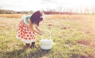 Easter Girls 4
