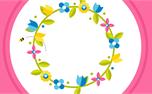 Easter Flowers: Loop 2 (36444)