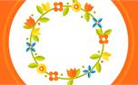 Easter Flowers: Loop 3 (36445)