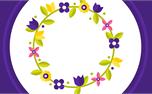 Easter Flowers: Loop 5 (36447)