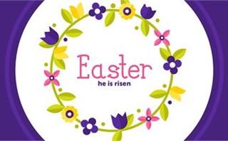 Easter Flowers: Easter