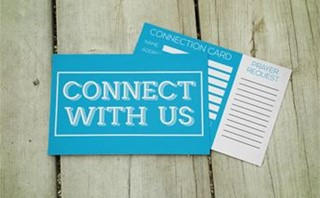 Connect With Us Card