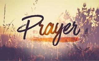 Harvest Prayer