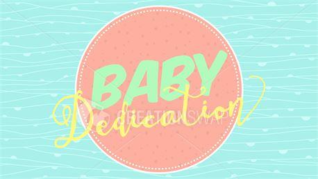 Baby Dedication (37338)