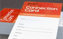 Core Church Connection Card