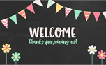 Mom Flags: Welcome (37670)