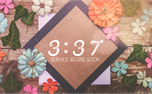 Flower Power Countdown (38287)