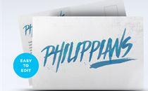 Philippians Postcard