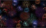 Fireworks Background (38493)