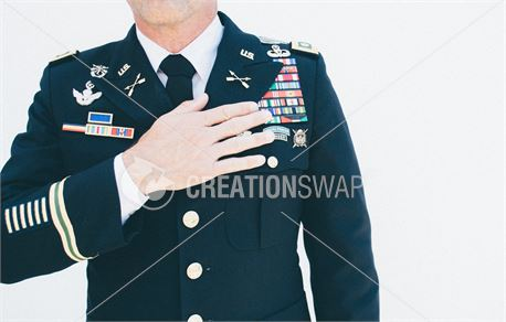 Soldier - Delta Force Stripes (38758)