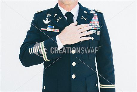 Soldier - Delta Force Stripes (38759)