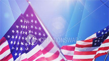 American flag (39087)
