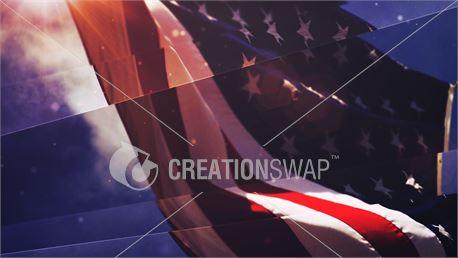 American flag (39091)