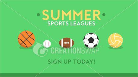 Summer Sports (39220)