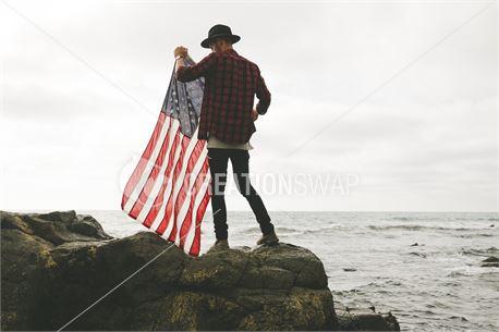 American Flag II (39656)