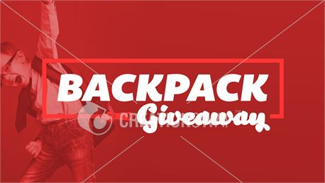 Backpack Giveaway (39879)