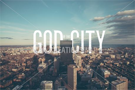God of This City (39904)