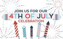 Celebrate July Fourth