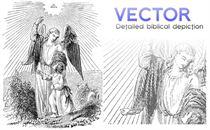 Biblical Art | Vector