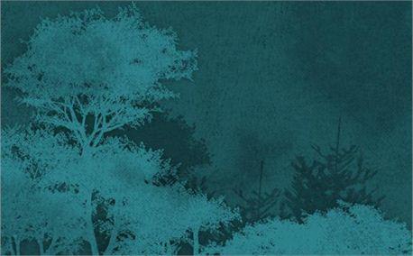 Blue Trees (4603)