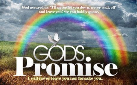 God's Promise to YOU (4628)