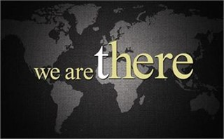 we are there
