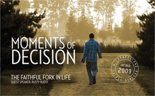 Moments of Decision