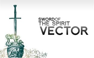 sword of the spirit vector