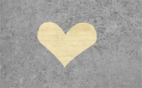 Paper Heart (4963)