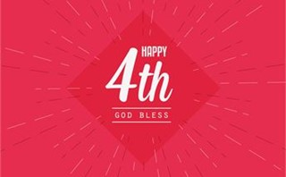 4th of July God Bless