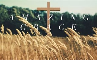 Amazing Grace Field Cross
