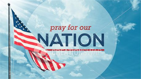 Pray For Our Nation (40972)