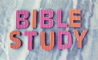 Bible Study Marble