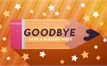 Back to School Goodbye (41351)