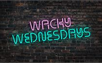 Wacky Wednesdays