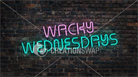 Wacky Wednesdays  (41363)