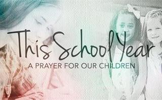 This School Year (A Prayer)