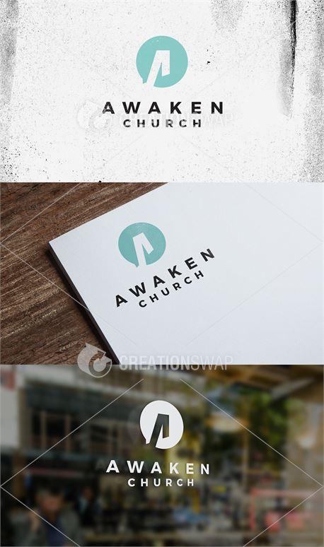 Awaken Church Logo (41885)